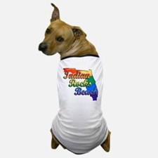 Indian Rocks Beach Dog T-Shirt