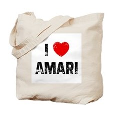 I * Amari Tote Bag