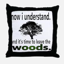 andandor2 Throw Pillow