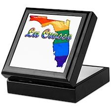 La Crosse Keepsake Box