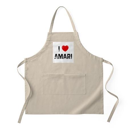 I * Amari BBQ Apron