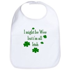 Wee but all Irish Bib