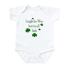 Wee but all Irish Infant Bodysuit