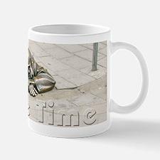 Manhole coffee break, Slovakia Mug