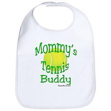 Mommy's Tennis Buddy Bib