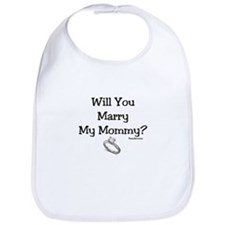 Will You Marry My Mommy Bib