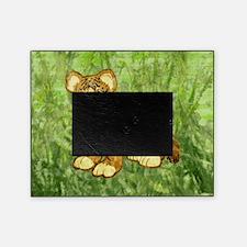 squareTigerCub Picture Frame