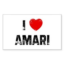 I * Amari Rectangle Decal