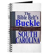 South Carolina Belt Buckle Journal