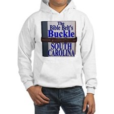 South Carolina Belt Buckle Hoodie