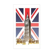 big ben 3 Decal