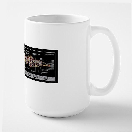 enterprise-nx-01cup Large Mug