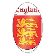 England COA Decal