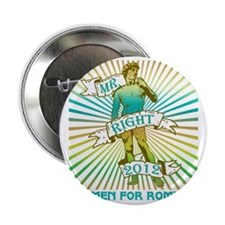 "Women For Romney 2.25"" Button"