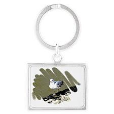 Seagull5 Landscape Keychain