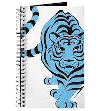 tiger blue Journal