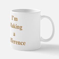 largerbrmakingadiffstarishDD Mug