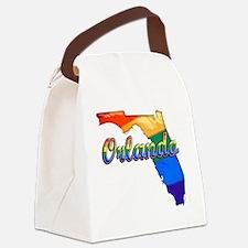 Orlando Canvas Lunch Bag