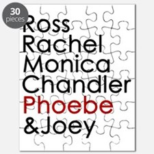 Friends phoebe Puzzle