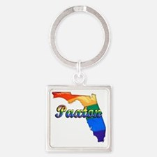 Paxton Square Keychain