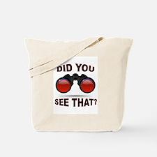 SPYING Tote Bag