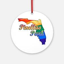 Pinellas Park Round Ornament