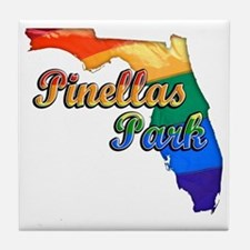 Pinellas Park Tile Coaster