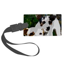 Jack Russell Terrier Luggage Tag