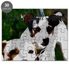 Jack Russell Terrier Puzzle