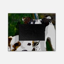 Jack Russell Terrier Picture Frame