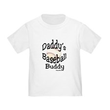 Daddy's Baseball Buddy Black