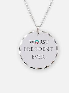obama1 Necklace
