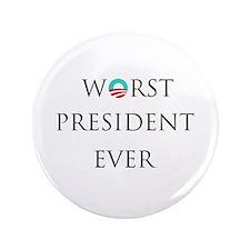 """obama1 3.5"""" Button"""