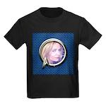 Personalizable Star Trek Science Kids Dark T-Shirt