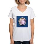 Personalizable Star Trek Sc Women's V-Neck T-Shirt
