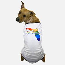 St. Lucie Dog T-Shirt
