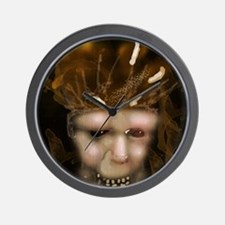 chief for cafepress Wall Clock