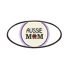 Aussie Dog Mom Patches