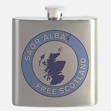 Saor Alba Free Scotland Flask