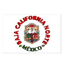 Baja California Postcards (Package of 8)