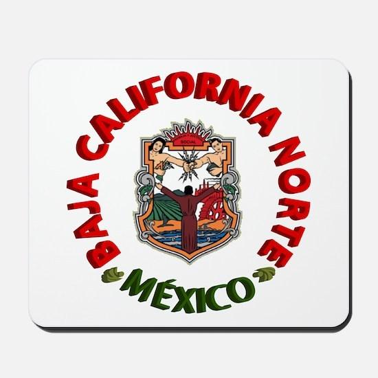 Baja California Mousepad