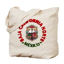 Baja California Tote Bag