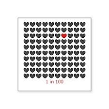 Square Sticker 3&Amp;Quot; X 3&Amp;Quot;