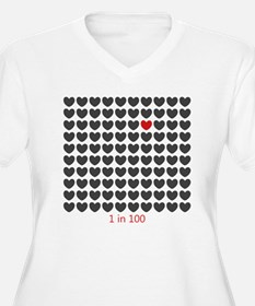 Funny Chd awareness T-Shirt
