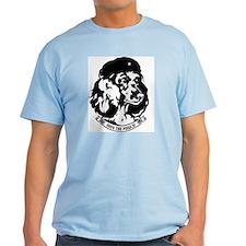 Poodle Revolution! Propaganda T-Shirt