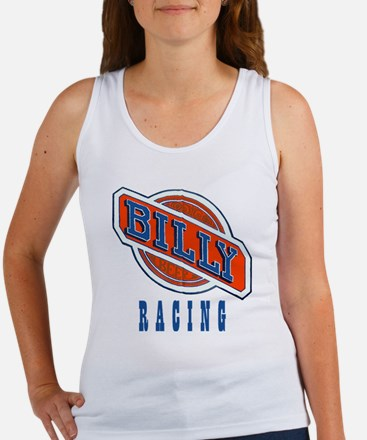 Billy Racing Logo Women's Tank Top