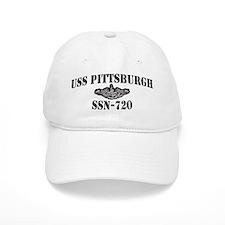 USS PITTSBURGH Baseball Cap