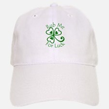 Rub Me For Luck Baseball Baseball Cap