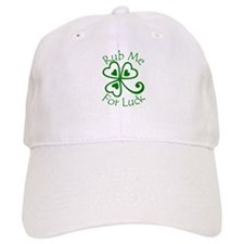 Rub Me For Luck Baseball Cap