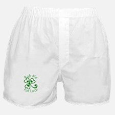 Rub Me For Luck Boxer Shorts
